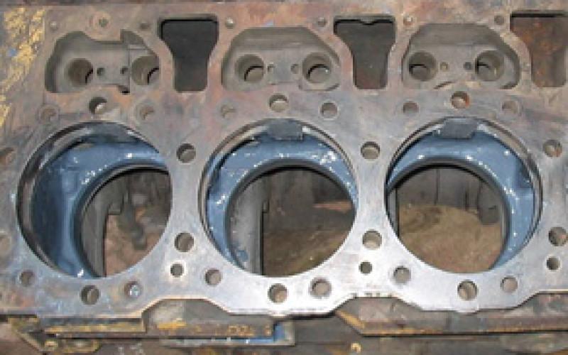Long-term repairs using Belzona 1391 (Ceramic HT)