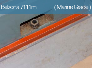 Specially designed to endure the physical and thermal shock common to marine environments.